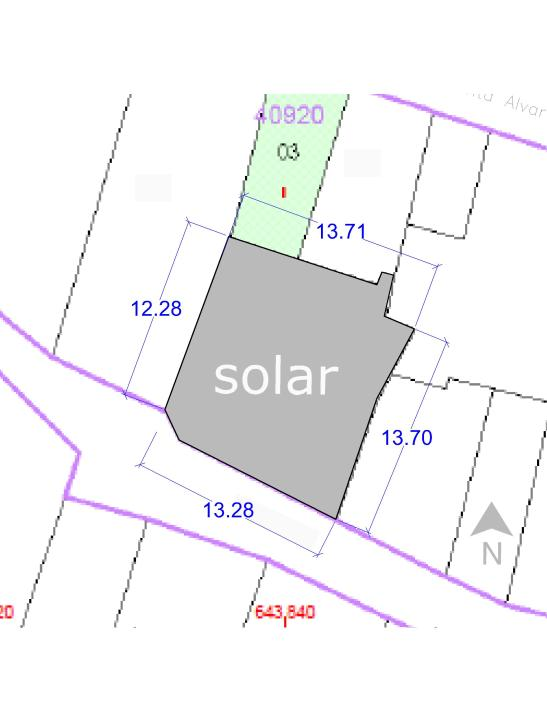 Plano Solar Rua da Paz 6