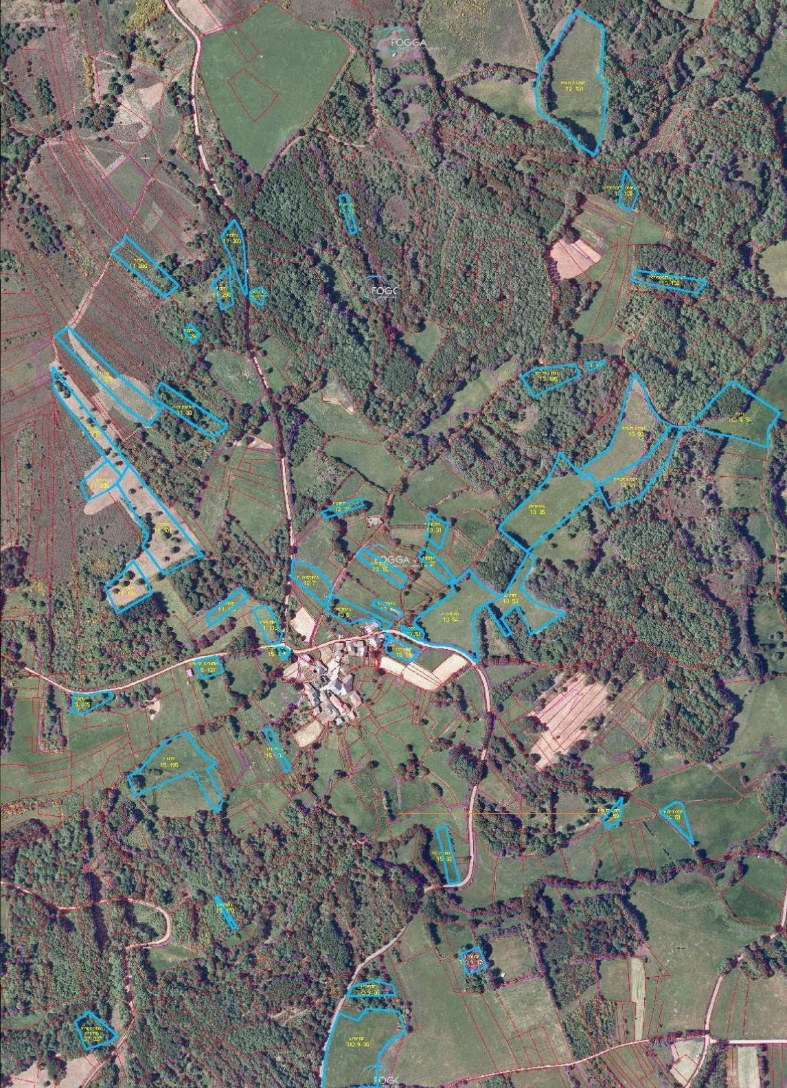 mapa vimieiro MAPA VIMIEIRO | Inmobiliaria Trives mapa vimieiro